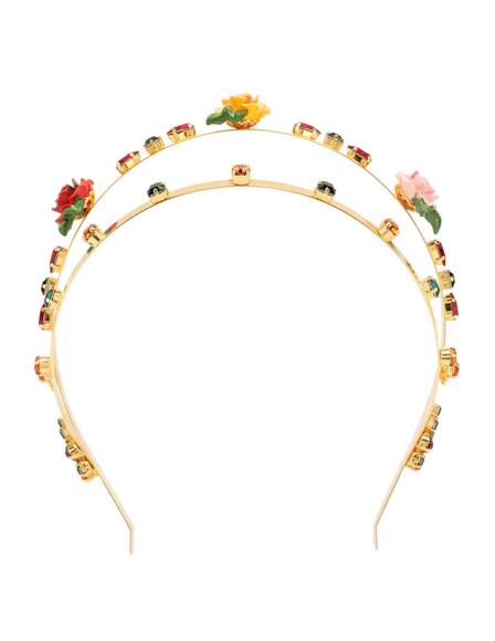 Ободок Dolce & Gabbana (ЦУМ, Третьяковский проезд) — 75100 руб.