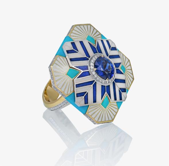 Кольцо Samarkand, Ilgiz F.