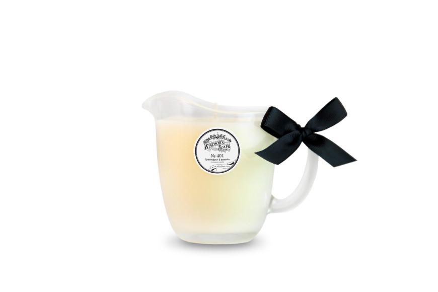 Массажная свеча,Грейпфрут & ваниль,Windsor's Soap&Beauty