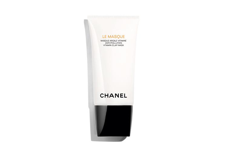 Глиняная маска с витаминами С и Е, Chanel