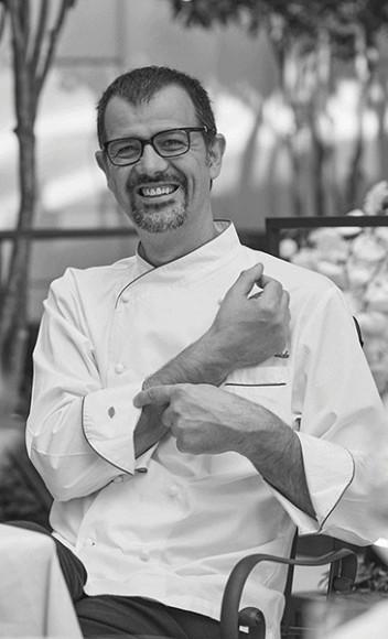 Антонио Гуида, шеф-повар ресторанаSan Marco