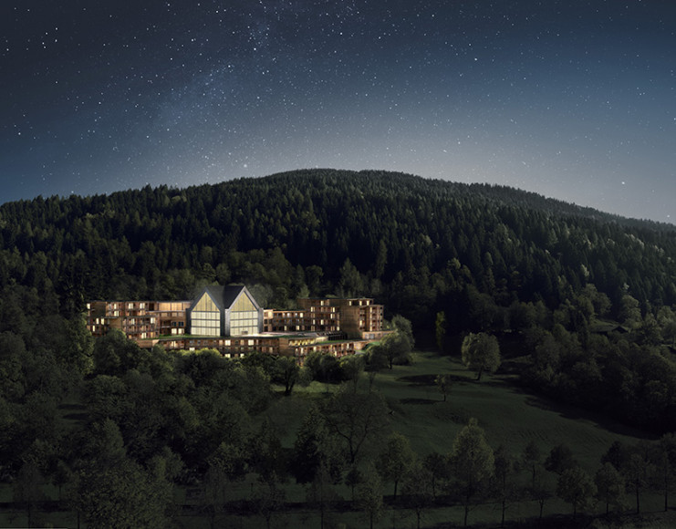 Курот Lefay Resort & SPA Dolomiti,Пинцоло
