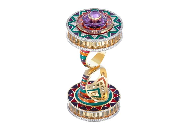 Кольцо из коллекции «Перу», Ilgiz F.
