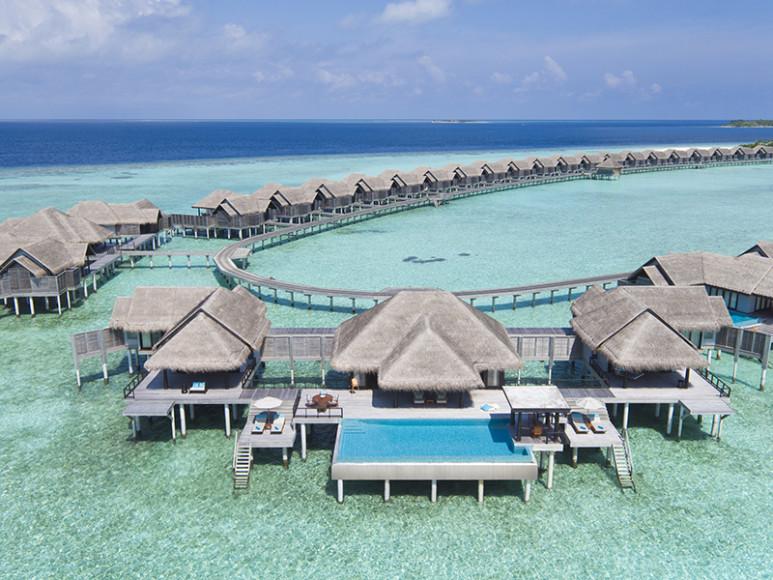 Курорт Anantara Kihavah Maldives Villas