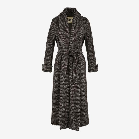 Пальто Herno («Кашемир и шелк»), 88 090 руб.