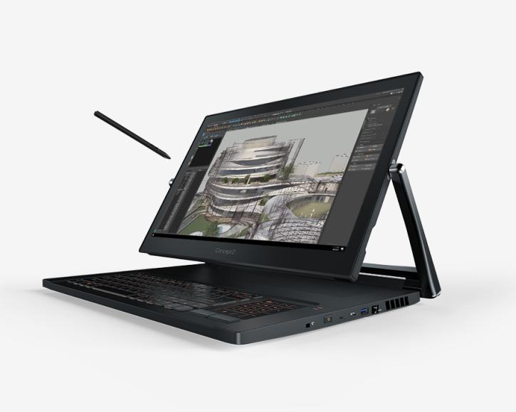 Ноутбук ConceptD 9 Pro