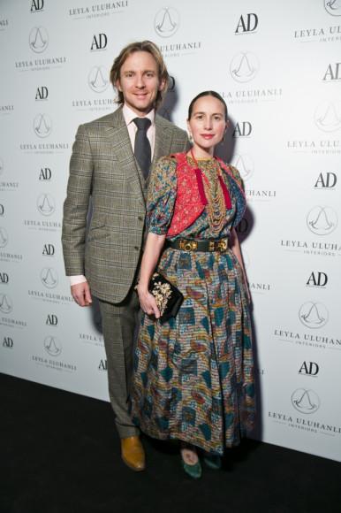 Чарльз и Ольга Томпсон