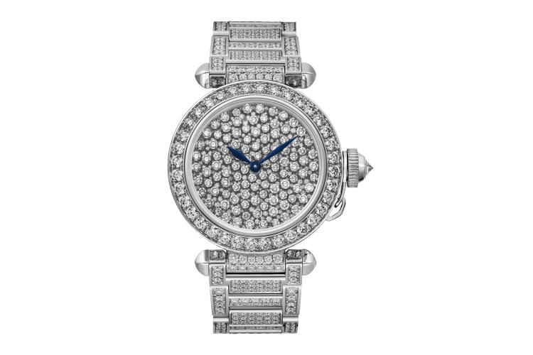 Часы Pasha de Cartier, Cartier