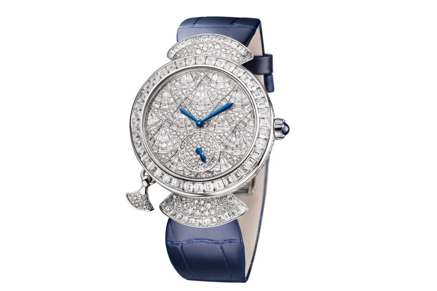 Часы Divina Mosaica Minute Repeater, Bvlgari