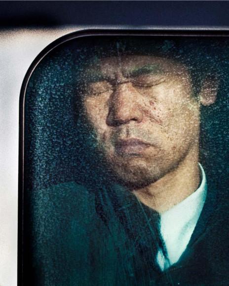 Michael Wolf. Tokyo Compression 54, Великобритания