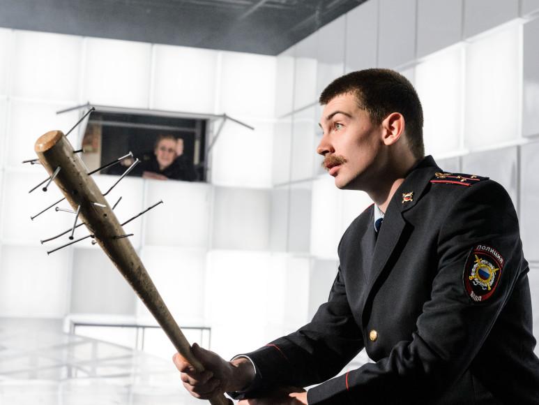 Фото: Александр Куров / Предоставлено пресс-службой театра «Практика»