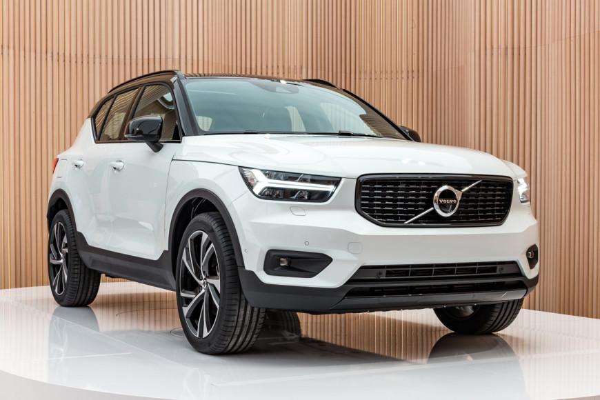 Фото: пресс-служба Volvo Cars
