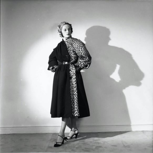 Пальто «Bateleur», Christian Dior 1949 год