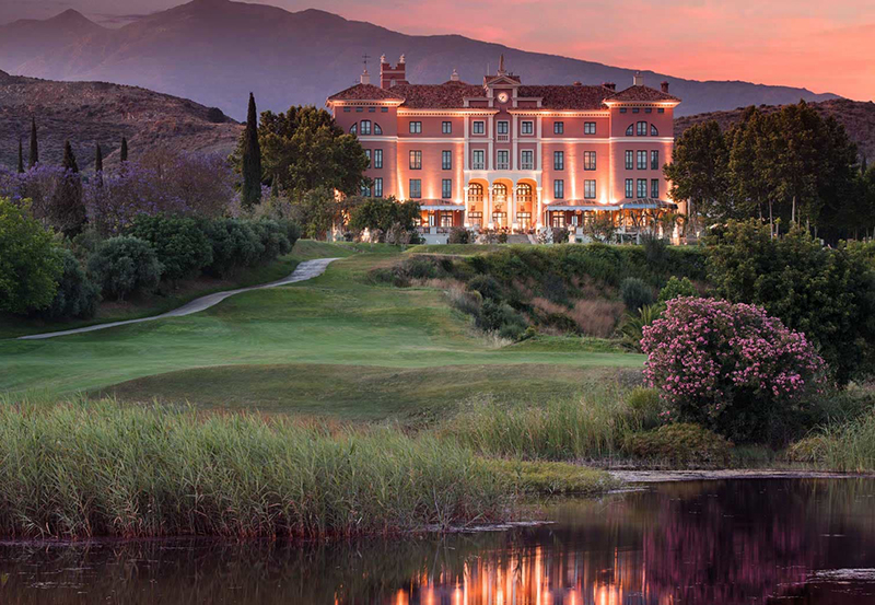 Курорт Anantara Villa Padierna Palace Benahavis Marbella Resort, Марбелья