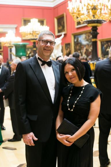 Дмитрий и Татьяна Еремеевы