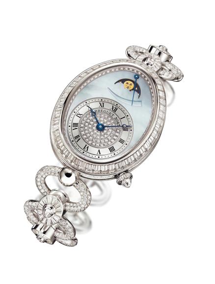 Часы Reine de Naples Mini, Breguet («Времена Года») — цена по запросу