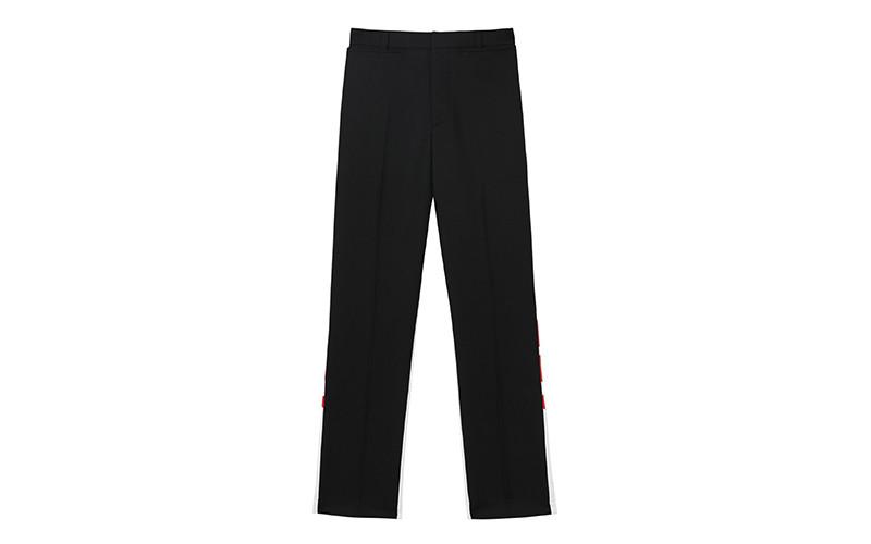 Мужские брюки Burberry, 69 200 руб. (aizel.ru)