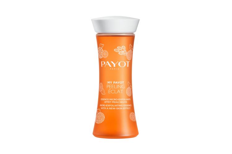 Отшелущивающая эссенция для лица My Payot Peeling Eclat, Payot с гликолевой кислотой, экстрактами сладкого апельсина, ягод годжи и асаи