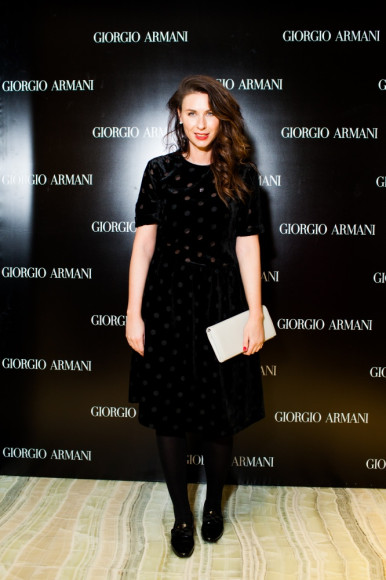 Даша Валедеева, главный редактор журнала Harper's Bazaar