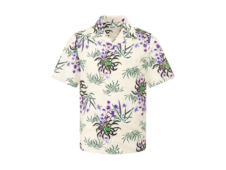 Мужская рубашка Kenzo, 16 150 руб. (tsum.ru)