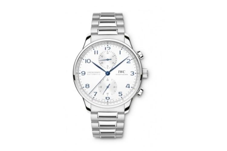 Часы Portugieser Chronograph, IWC Schaffhausen, 728 000 руб. (IWC)