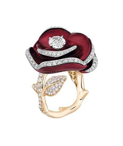 Кольцо Rose Dior Pop, Dior Joaillerie