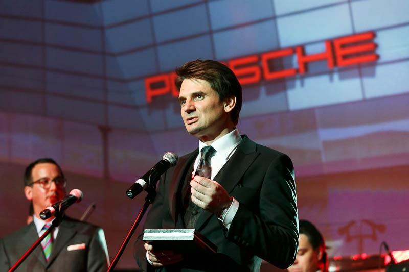 Дмитрий Баранов, директор Порше Центр Рублёвский