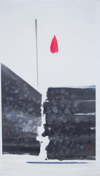ЛуСекун(Lu Shoukun). «Zen Lotus», 1974