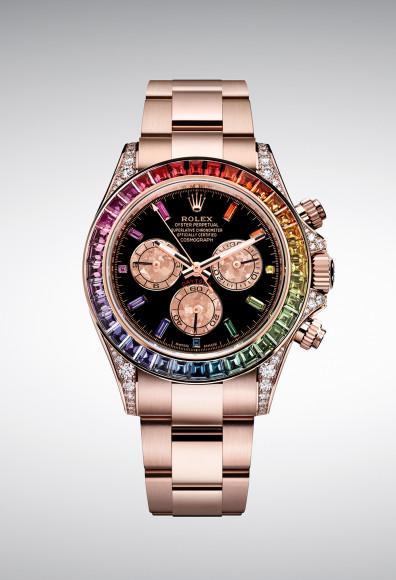 Rainbow Daytona, Rolex