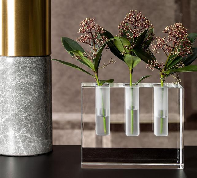 Цветочная ваза/подсвечник «Уильям», Togas