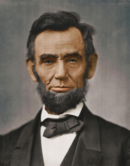 Прядь волос Авраама Линкольна —$25 тыс.