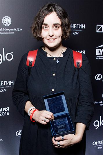 Лида Мониава, директор благотворительного фонда «Дом с маяком»