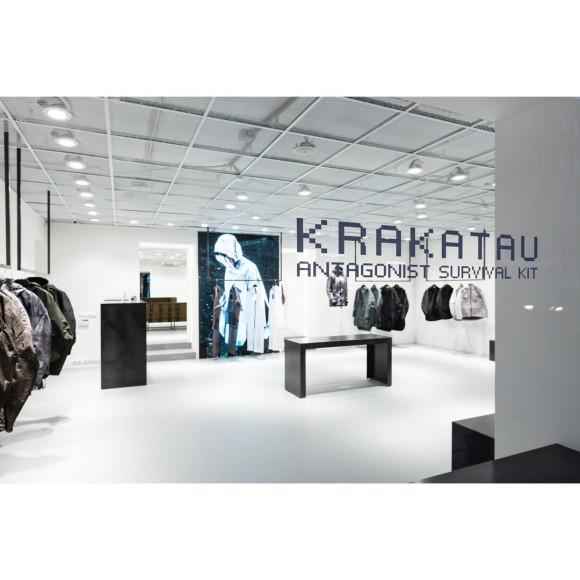 Магазин KRAKATAU в Санкт-Петербурге