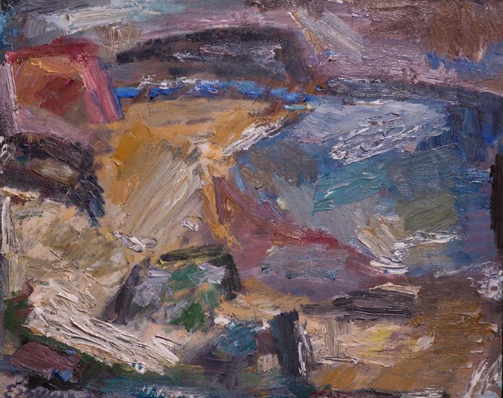 Герман Егошин. «Лиман», 1989