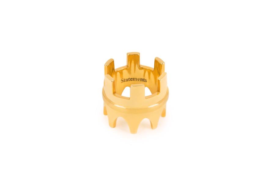Кольцо Crown, Statements Jewelry