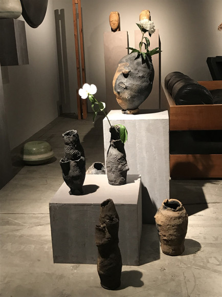Галерея Era Studio Apartment, керамика, Павел Журавлев
