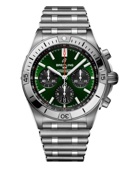 Хронограф Chronomat B01 42 Bentley, Breitling