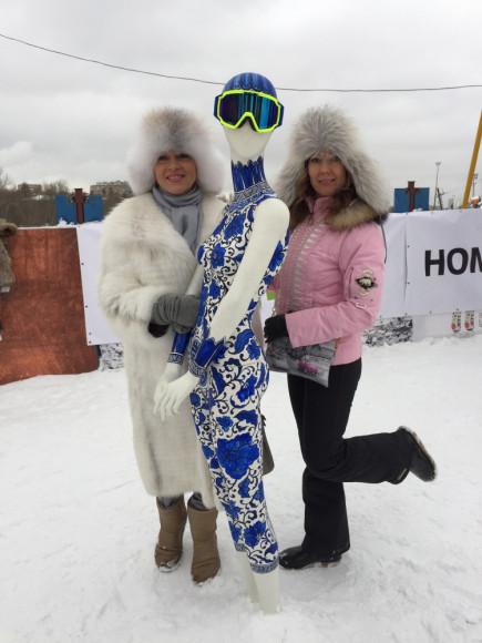 Екатерина Одинцова, PR TREND AGENCY и Екатерина Полозова, общественный проект Будущее России