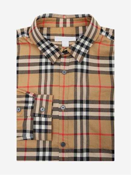 Рубашка Burberry (Bosco Bambino)