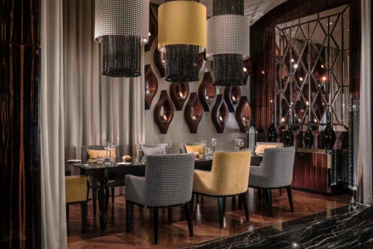 Ресторан Stay в отеле One&Only The Palm (Дубай)