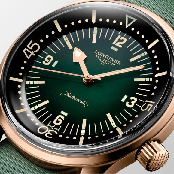 Часы The Longines Legend Diver Bronze, Longines
