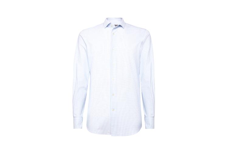 Рубашка Boggi Milano, 10650 руб. (ru.boggi.com)