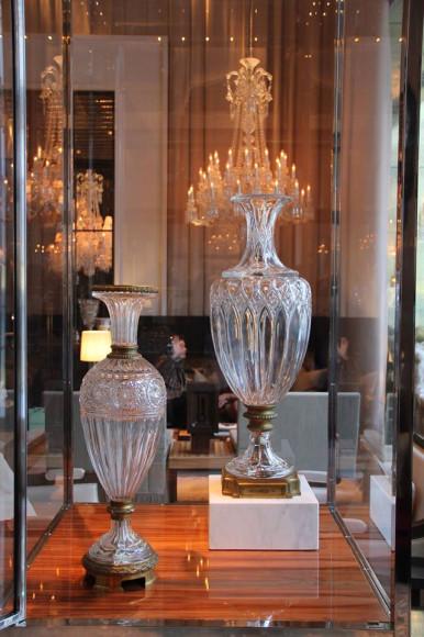 Музей Baccarat в Париже