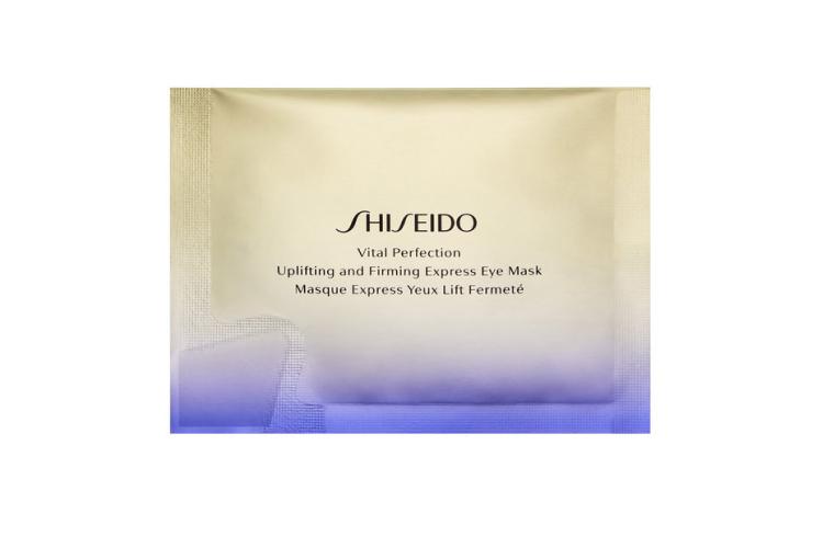 Лифтинг-маска моментального действия для кожи вокруг глаз Vital Perfection, Shiseido