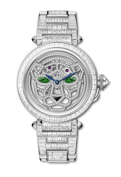 Часы Pasha de Cartier 41, Cartier