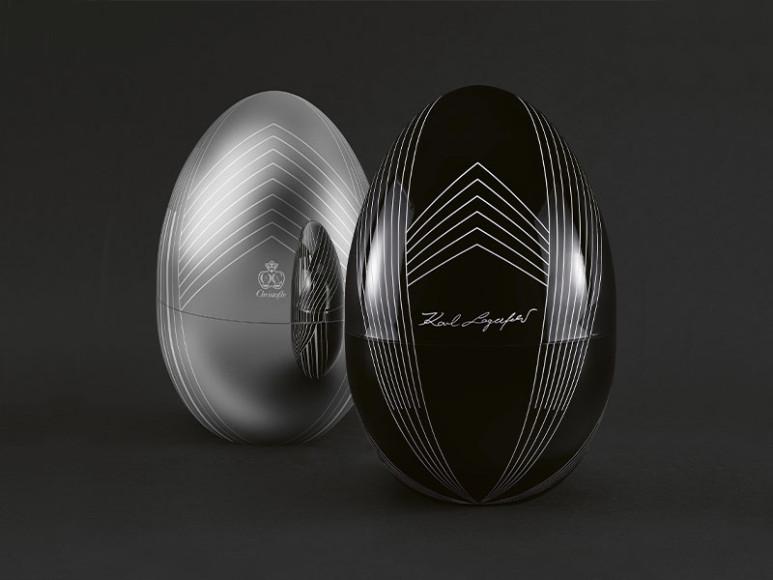 Набор столовых приборов на шесть персон Mood Karl Lagerfeld, Chrostofle