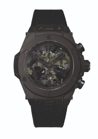 Часы Big Bang Camo Yohji Yamamoto, Hublot