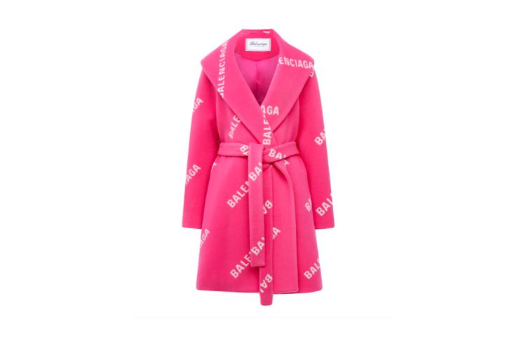 Пальто Balenciaga, 283 500 руб. (ЦУМ)