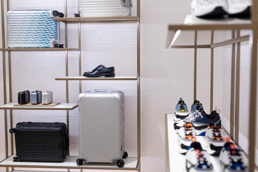 Бутик Dior Men в Столешниковом переулке