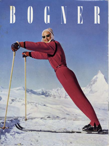 Каталог Bogner, осень-зима 1955—1956